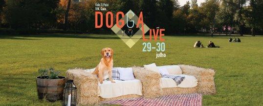 DOGGA'LIVE é o primeiro Festival Canino realizado em Portugal